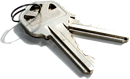 Villas de Costa Mar rental unit keys icon